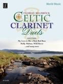 Celtic Clarinet duets Traditionnel Partition laflutedepan.com