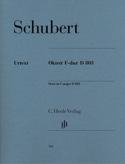 Octuor en Fa Majeur D. 803 (Op. Posth 166) - Parties - laflutedepan.com