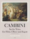 6 Trios, op. 45 - Flûte, Hautbois et Basson laflutedepan.com