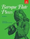 Baroque Flute Pieces - volume 5 Partition laflutedepan.com