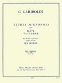 Etudes Mignonnes op. 131 Giuseppe Gariboldi laflutedepan.com