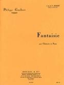 Fantaisie - Philippe Gaubert - Partition - laflutedepan.com