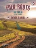 Folk Roots - Violon et piano Partition Violon - laflutedepan.com