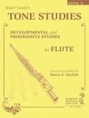 Tone Studies, Vol. 3 Robert Cavally Partition laflutedepan.com