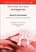 Musik für Solo-Gambe - Viole de Gambe Solo laflutedepan.com