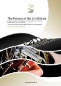 Pirates des Caraïbes - Quintette à vents - laflutedepan.com