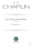 Les Temps Modernes, extraits Charlie Chaplin laflutedepan.com