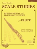 Scale Studies, vol. 3 - Flûte Robert Cavally laflutedepan.com