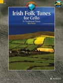 Irish Folk Tunes - Cello Traditionnels Partition laflutedepan.com