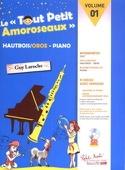 Le Tout-Petit Amoroseaux Partition Hautbois - laflutedepan.com