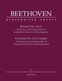 Concerto n° 4 en Sol M., op. 58 - Sextuor Cordes et piano laflutedepan.com