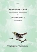 Arran Sketches - Trio Owen Swindale Partition Trios - laflutedepan.com