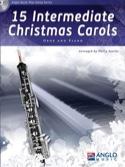15 Intermediate Christmas Carols - Hautbois et piano - laflutedepan.com