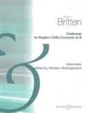 Cadenzas to Haydn's cello concerto in C laflutedepan.com