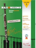 Bassonissimo - Partition - Basson - laflutedepan.com