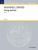 String Quintet - Conducteur et Parties laflutedepan.com