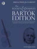 Duos et Trios pour Clarinettes BARTOK Partition laflutedepan.com