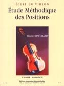 Etude des Positions Volume 1 Maurice Hauchard laflutedepan.com