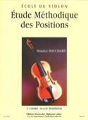 Etude des Positions Volume 2 Maurice Hauchard laflutedepan.com