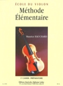 Méthode élémentaire – Cahier 1 Maurice Hauchard laflutedepan.com
