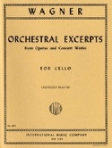 Orchestral Excerpts - Cello Solo Richard Wagner laflutedepan.com