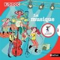 La musique - Nathan Jean-Michel Billioud Livre laflutedepan.com