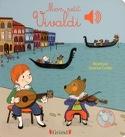 Mon petit Vivaldi Livre laflutedepan.com