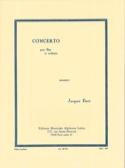 Concerto pour Flûte Jacques Ibert Partition laflutedepan.com