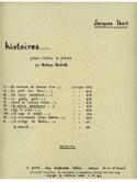 Histoires ... Le palais abandonné Jacques Ibert laflutedepan.com