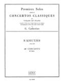 1er Solo du Concerto n° 18 Catherine laflutedepan.com