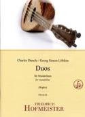 Duos pour Mandolines laflutedepan.com