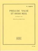 Prélude Valsé et Irish Réel - Clarinette et Piano laflutedepan.com