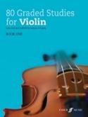 80 Graded Studies Vol. 1 - Violon - Partition - laflutedepan.com