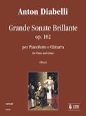 Grande Sonate Brillante - Guitare et Piano laflutedepan.com