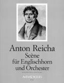 Scène - Anton Reicha - Partition - Hautbois - laflutedepan.com