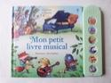Mon Petit Livre Musical Fiona Watt Livre laflutedepan.com