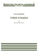 Three Stanzas - Contrebasse Solo Arne Nordheim laflutedepan.com