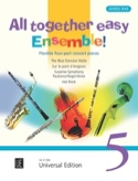 All Together easy Ensemble! 5 - Partition - laflutedepan.com