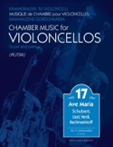 Chamber Music for Cellos - Volume 17 - Partition - laflutedepan.com