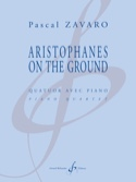 Aristophanes on the Ground - Pascal Zavaro - laflutedepan.com