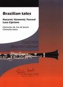 Brazilian Tales - 3 Clarinettes - Partition - laflutedepan.com
