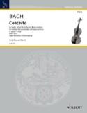 Concerto BWV 1041 - Violon et Piano BACH Partition laflutedepan.com