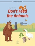 Don't Feed the Animals - George A. Speckert - laflutedepan.com