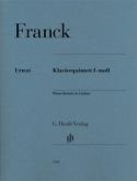 Quintette avec Piano en Fa mineur César Franck laflutedepan.com