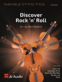 Discover Rock'n'Roll - Trio à Cordes Partition laflutedepan.com
