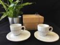 Set de deux tasses à café Accessoire Accessoire laflutedepan.com