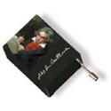Boîte à musique Beethoven - Ode à la joie Accessoire laflutedepan.com