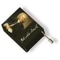 Boîte à musique Bach - Une petite musique de nuit laflutedepan.com