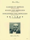 Gammes et Arpèges Marcel Moyse Partition laflutedepan.com
