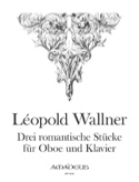 Drei Romantische Stücke Léopold Wallner Partition laflutedepan.com